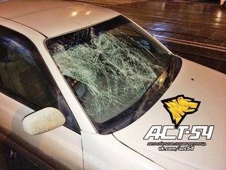 Водитель «Тойоты» сбил двух девушек на пешеходном переходе